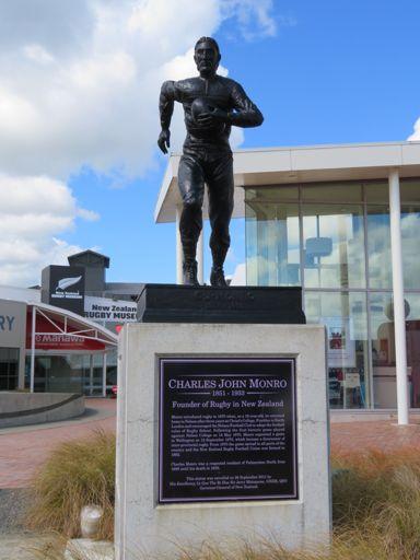 Statue of Charles John Monro