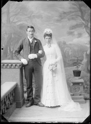 John Smith and Susan Shailer