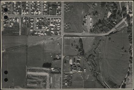 Aerial map, 1966 - L12