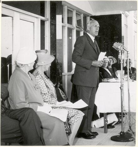Opening of Milson Railway Station