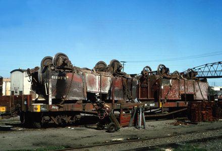 Goods Wagon at Palmerston North Railway Yards