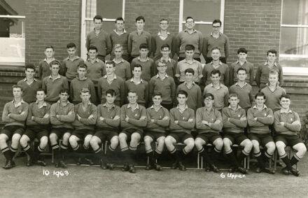 Palmerston North Boys High School, Upper 6th