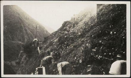 Manawatū Gorge Photograph Album - 91