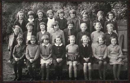 Terrace End School - Primer 4, 1937