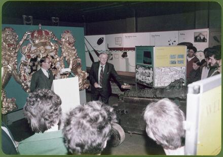 Opening of Vasa Exhibition at the Manawatu Museum 4