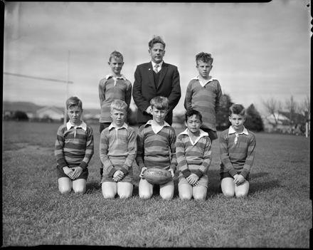 """Winning 4th Grade 7-a-side Team"" College Street School"