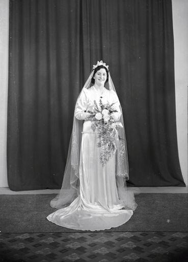 Martin Wedding – Bride