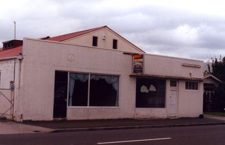 Former Motorlines Building, College Street