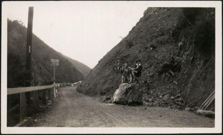 Manawatū Gorge Photograph Album - 67