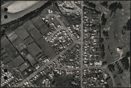 Aerial map, 1966 - F16