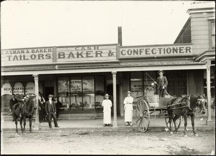 Perreau's Bakery, Foxton