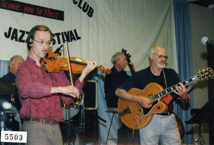 Tim Williams and Friends, Manawatū Jazz Festival