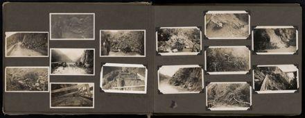 Manawatū Gorge Photograph Album - 16