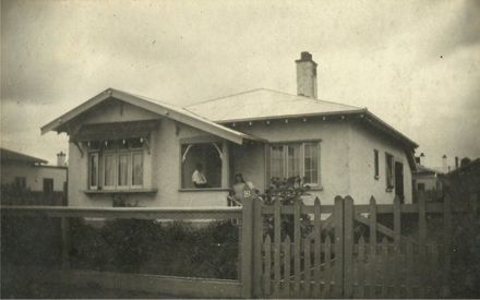 Griffiths home in Ngata Street