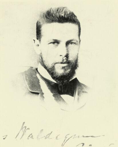 Charles E Waldegrave