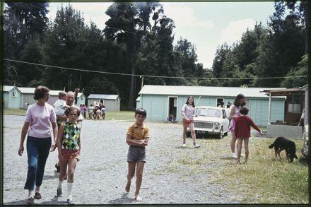 Camp Rangi Woods