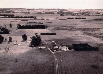 Farmhouse, Banks Line, Rongotea