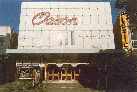 Odeon Movie Theatre, George Street