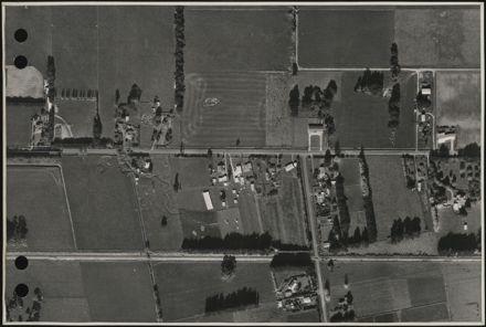 Aerial map, 1966 - L7