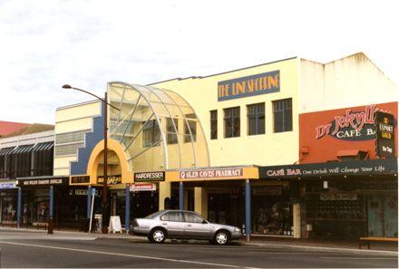 Link Arcade, Broadway Avenue