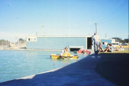 Boating Lake, Himitangi Beach recreational area