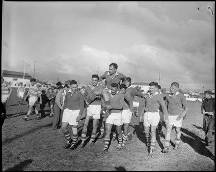 """Retiring Captain"" Wairarapa Representative Rugby"
