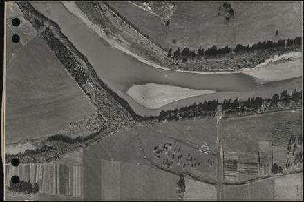 Aerial map, 1966 - C13