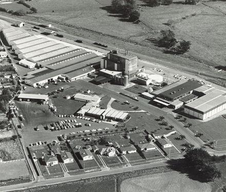 Manawatu Co-operative Dairy Company, Longburn
