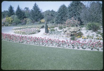 Victoria Esplanade Gardens - Flower Beds