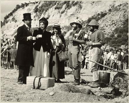 Palmerston North centennial re-enactment