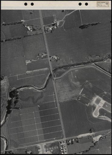 Aerial Map, 1976 - A5