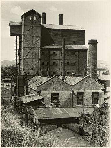 Gasworks, Napier Road