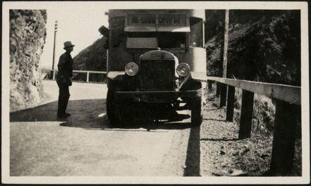 Manawatū Gorge Photograph Album - 87