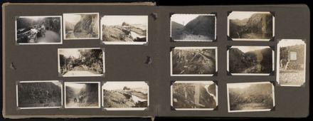 Manawatū Gorge Photograph Album - 3