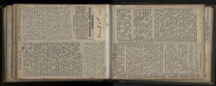 R.E. (Dick) Moxon - Photograph and news clipping album - 22