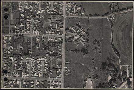 Aerial map, 1966 - L13