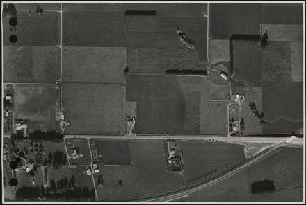 Aerial map, 1966 - M7