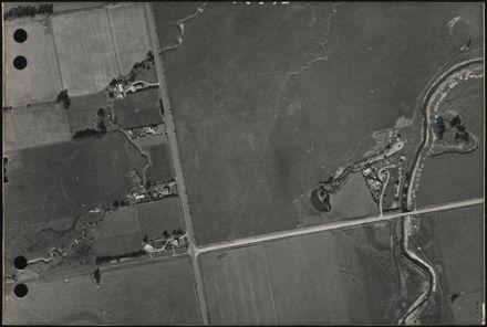 Aerial map, 1966 - F3
