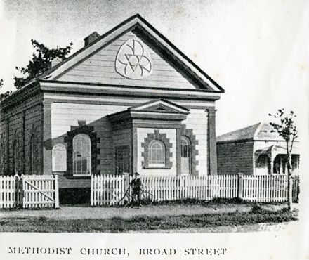 First Methodist Church, Broad Street