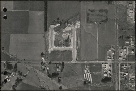 Aerial map, 1966 - C7