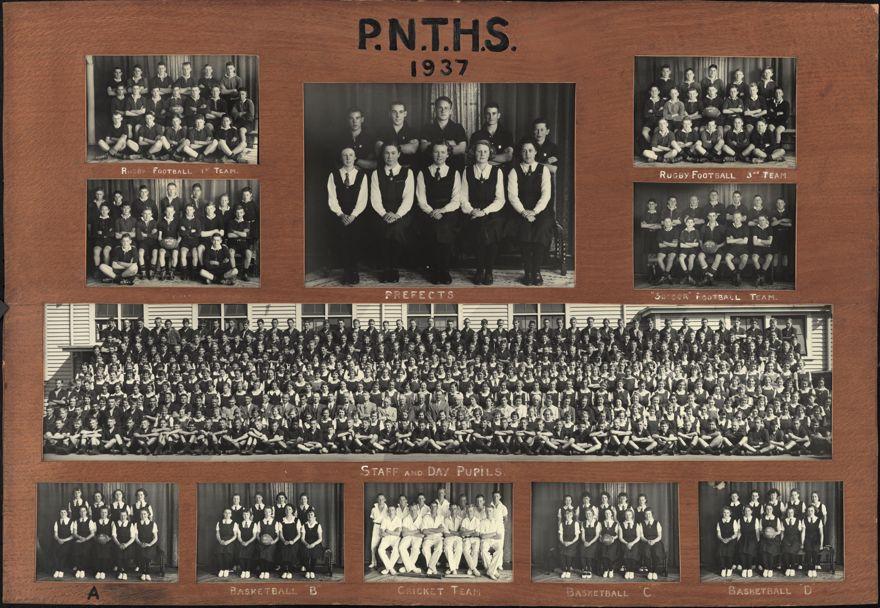 Palmerston North Technical School Photographs, 1937