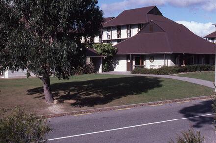 Rotary Court, Massey University Palmerston North Campus