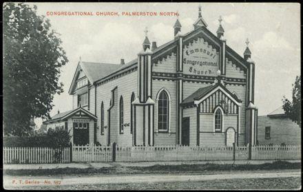 Emmanuel Congregational Church, Broad Street 1
