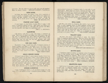 Town and Country Patriotic Women Worker's Cookery Book: Page 54