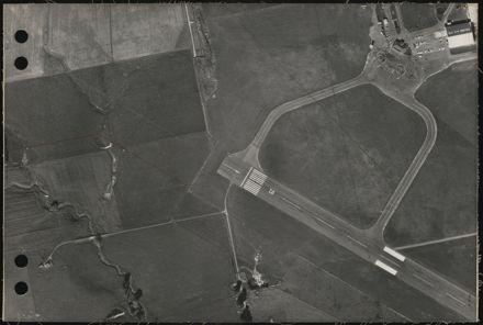 Aerial map, 1966 - D4