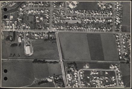 Aerial map, 1966 - J7