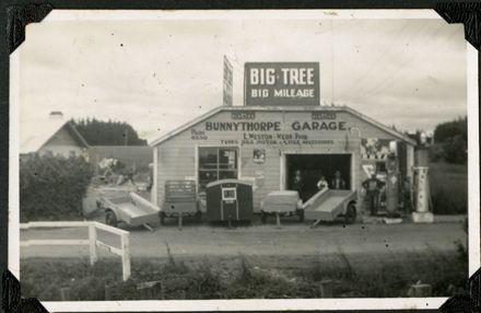 Bunnythorpe Garage