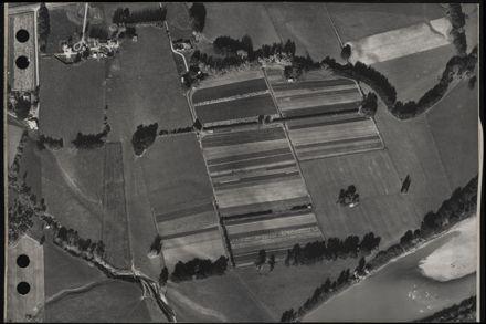 Aerial map, 1966 - E17