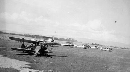 Aeroplanes, Milson Airport