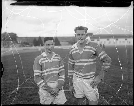 """""""O'Brien, Jurgeleit"""" Manawatu Rugby Members"""